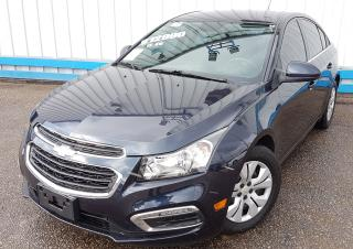Used 2016 Chevrolet Cruze LT *6-SPEED* for sale in Kitchener, ON
