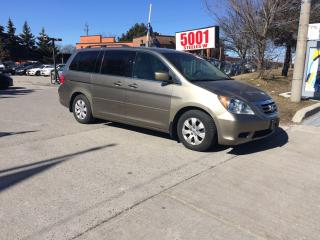 Used 2009 Honda Odyssey EX,8SEATS,SAFETY+3YEARS WARRANTY INCLUDED for sale in North York, ON