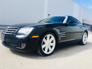Used 2004 Chrysler Crossfire Limited 6 Speed 55221 Miles for sale in Mississauga, ON