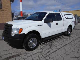 Used 2011 Ford F-150 XL 4X4 Extended Cab 3.7L V6 Certified 233,000KMs for sale in Etobicoke, ON