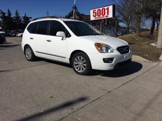 Used 2010 Kia Rondo V6,EX,102KM,NO ACCIDENT,SAFETY+3YRS WARNTY INCLUDE for sale in North York, ON