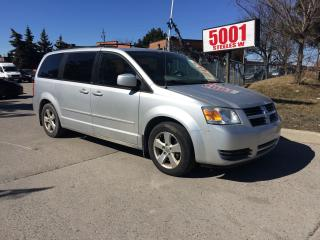 Used 2009 Dodge Grand Caravan STOW&GO,NO ACCIDENT,RIMS,SAFETY+3YRS WARNTY INCLUD for sale in North York, ON