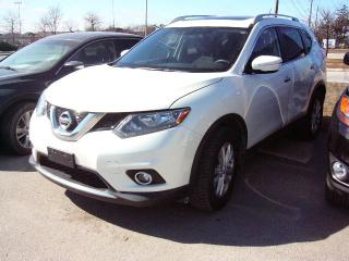 Used 2015 Nissan Rogue S for sale in Georgetown, ON