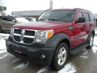 Used 2007 Dodge Nitro SXT 4WD for sale in London, ON
