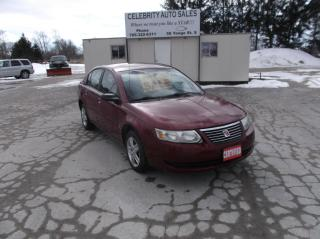 Used 2006 Saturn SL2 ION for sale in Elmvale, ON
