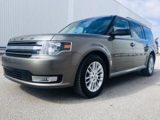 Used 2013 Ford Flex SEL for sale in Mississauga, ON