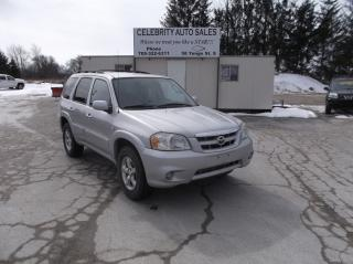 Used 2005 Mazda Tribute S  AWD for sale in Elmvale, ON