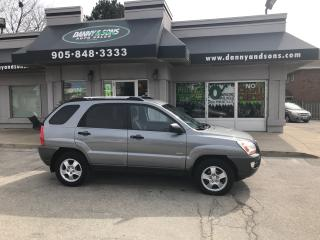 Used 2007 Kia Sportage LX for sale in Mississauga, ON