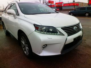 Used 2015 Lexus RX 350 Touring Sport Navi AWD for sale in Brampton, ON