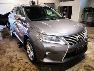 Used 2015 Lexus RX 350 Sportdesign for sale in Scarborough, ON