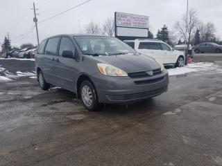 Used 2004 Toyota Sienna CE for sale in Komoka, ON