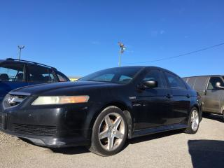 Used 2006 Acura TL LEATHER / ROOF/LOADED for sale in Pickering, ON