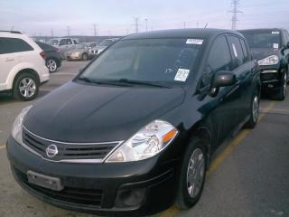Used 2010 Nissan Versa 1.8S for sale in Waterloo, ON