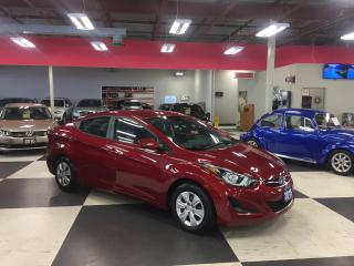 Used 2015 Hyundai Elantra GLS 6 SPEED A/C CRUSIE CONTROL  65k for sale in North York, ON