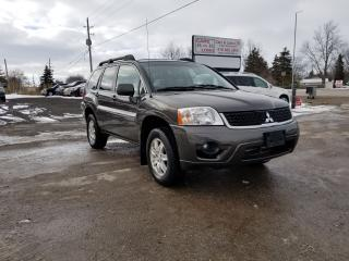 Used 2010 Mitsubishi Endeavor SE for sale in Komoka, ON