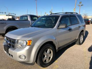 Used 2009 Ford Escape XLT/4X4/V6//NO ACCIDENT/CERTIFIED/WARRANTY INCL for sale in Cambridge, ON
