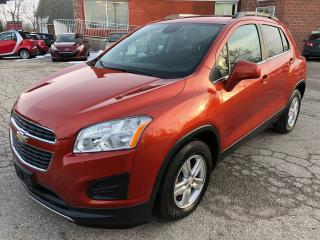 Used 2014 Chevrolet Trax w/1LT/ONE OWNER/NO ACCIDENT/CERTIFIED/WARRANTY for sale in Cambridge, ON