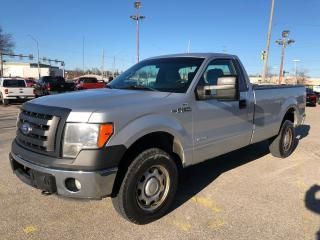 Used 2011 Ford F-150 4X4/3.5L/NO ACCIDENT/CERTIFIED/WARRANTY INCLUDED for sale in Cambridge, ON