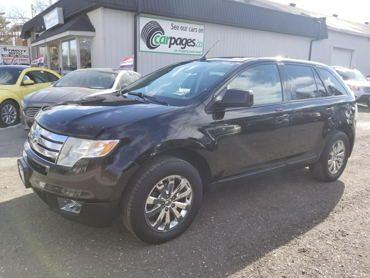 Used 2007 ford edge sel for sale in bloomingdale ontario for Ford edge motor oil type