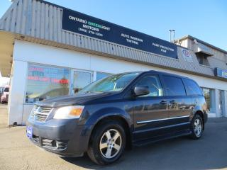 Used 2009 Dodge Grand Caravan SXT,FULL STOW AND GO,RUNNING BOARDS,LOADED for sale in Mississauga, ON