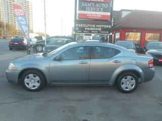 Used 2010 Dodge Avenger UPGRADED SOUND SYSTEM for sale in Scarborough, ON