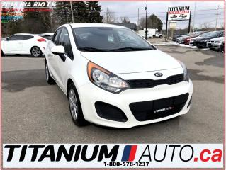 Used 2015 Kia Rio LX++BlueTooth+Heated Seats+Remote Start+Traction C for sale in London, ON