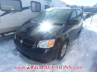 Used 2009 Dodge GRAND CARAVAN SE WAGON 7PASS 3.3L for sale in Calgary, AB