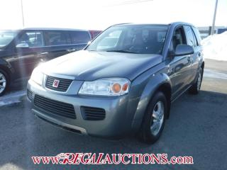 Used 2007 Saturn VUE HYBRID 4D UTILITY 4CYL for sale in Calgary, AB