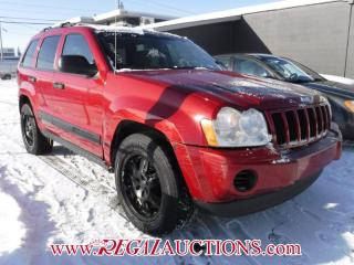 Used 2005 Jeep GRAND CHEROKEE LAREDO 4D UTILITY for sale in Calgary, AB