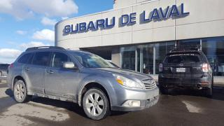 Used 2011 Subaru Outback 2.5i PZEV AWD for sale in Laval, QC