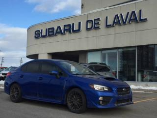 Used 2016 Subaru Impreza WRX Sport Awd ** Toit ouvrant ** for sale in Laval, QC