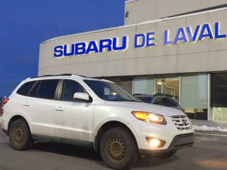 Used 2011 Hyundai Santa Fe 2.4L Premium Awd ** Toit ouvrant ** for sale in Laval, QC