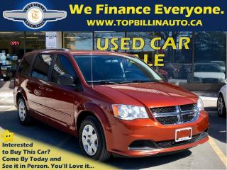 Used 2012 Dodge Grand Caravan STOW N GO, 2 YEARS WARRANTY for sale in Concord, ON