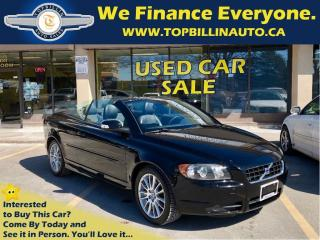 Used 2008 Volvo C70 T5 Convertible, 2 Years Warranty for sale in Concord, ON