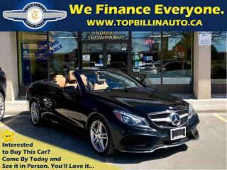 Used 2014 Mercedes-Benz E-Class E550 Convertible AMG Sport Package for sale in Concord, ON
