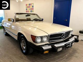 Used 1980 Mercedes-Benz SL-Class SL450 for sale in Burnaby, BC
