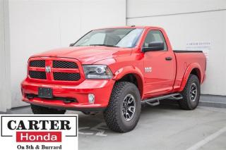 Used 2016 Dodge Ram 1500 ST, lift kit, tonneau cover, no decs, B/U cam for sale in Vancouver, BC