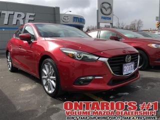 Used 2017 Mazda MAZDA3 GT for sale in North York, ON