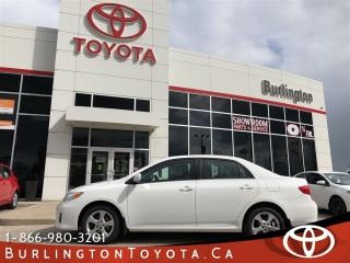 Used 2013 Toyota Corolla - for sale in Burlington, ON