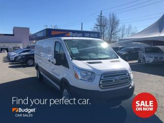 Used 2015 Ford Transit Connect Heavy Duty Cargo Van, Rear Heater, Bluetooth for sale in Vancouver, BC