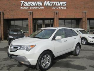 Used 2009 Acura MDX Technology Package  for sale in Mississauga, ON