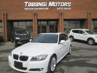 Used 2011 BMW 328xi NAVIGATION | BACK UP CAMERA | NO ACCIDENT | SUNROOF for sale in Mississauga, ON