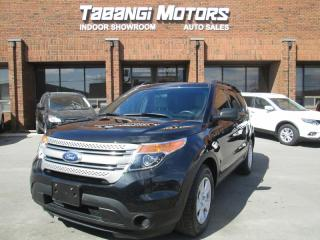 Used 2014 Ford Explorer 7 PASSENGER | PARKING AID | BLUETOOTH| for sale in Mississauga, ON