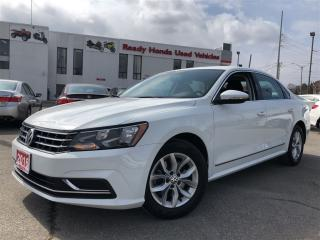 Used 2016 Volkswagen Passat Trendline + | Rear Camera | Bluetooth for sale in Mississauga, ON