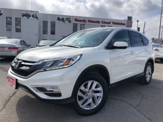 Used 2016 Honda CR-V EX AWD - Sunroof - Alloys - Rear Camera for sale in Mississauga, ON