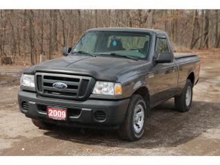 Used 2009 Ford Ranger XL CERTIFIED for sale in Waterloo, ON
