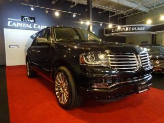 Used 2015 Lincoln Navigator L / NAVIGATION / BACK UP CAMARA for sale in North York, ON