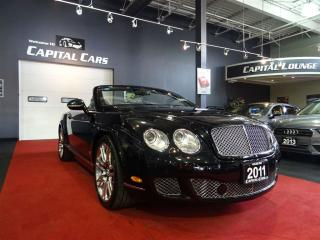 Used 2011 Bentley Continental GT 80-11 EDITION / NAVIGATION / BACK UP CAMERA for sale in North York, ON