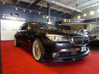 Used 2012 BMW 7 Series ALPINA / X-DRIVE / NAVIGATION / NIGHT VISION for sale in North York, ON