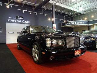 Used 2004 Bentley Arnage TURBO / NAVIGATION / VERY RARE!! for sale in North York, ON